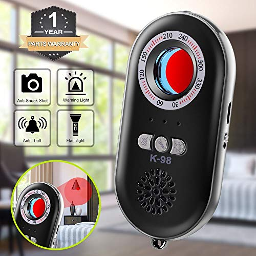 Anti-Spy Hidden Camera Detector by CaGuan
