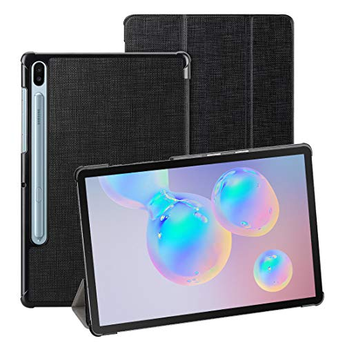 Foluu Galaxy Tab S6 10.5 inch Tablet Case, Galaxy Tab S6 Cover