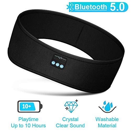 HIGHEVER Bluetooth headband