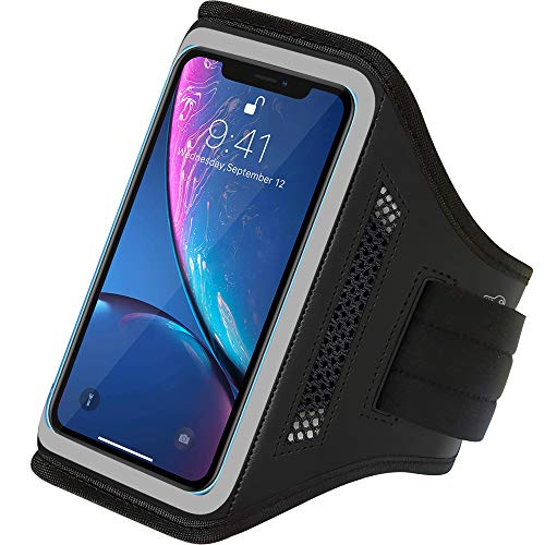 Lovphone iPhone XR/11 Armband, Water Resistant Sport Running Cell Phone Case