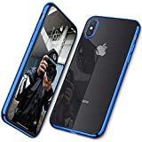 DTTO Case for iPhone Xs Max, [Lightening Series] Clear Stylish Flexible Case with Metal Luster Edge for Apple...