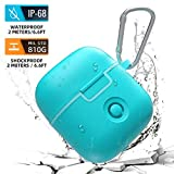AddAcc Waterproof AirPods Case Protective Cover, Compatible with Charging Case for Airpods 2 (Latest Model),...