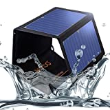 SOKOO 22W 5V 2-Port USB Portable Foldable Solar Charger with High Efficiency Solar Panel, Reinforced and...
