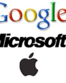 Microsoft, Google and Apple Compete for Christmas Sales Rush