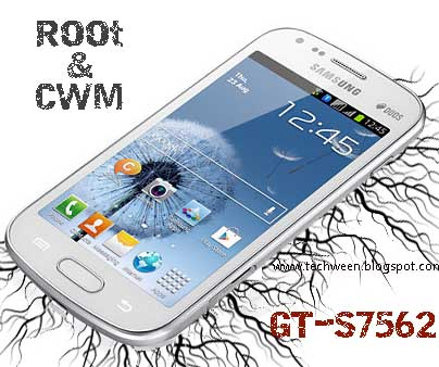 Root Galaxy S Duos GT-S7562