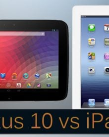 iPad 4 Vs Google Nexus 10 – Which One Is Better?