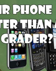 Is Your Phone Smarter Than a Fifth Grader?