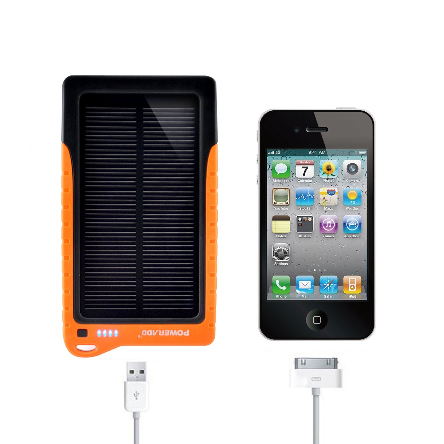 Best Portable Solar Charger For Mobile Phones And Tablets