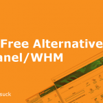 Best Free Open Source cPanel Alternatives for 2015