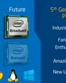 Broadwell Intel Core M Ultrabooks That Will be Released