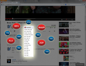 Click YouTube Video Download 2.3.7