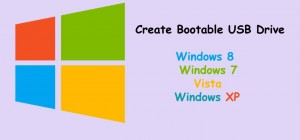 How to Create a Bootable Windows  USB Drive