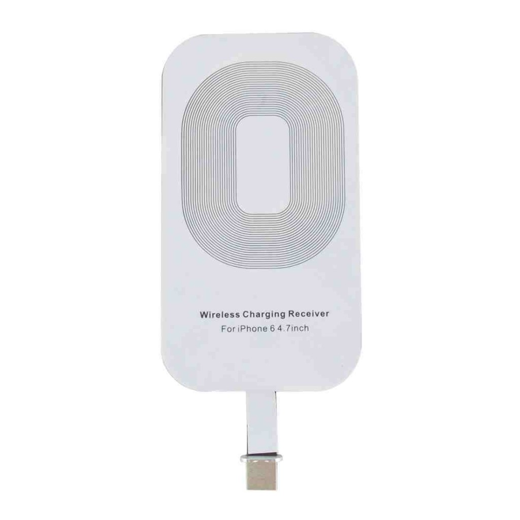 Ultra Slim Qi Wireless Power Charger Receiver