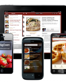 Best 5 Android Cooking Apps and Android Recipe Apps for 2015