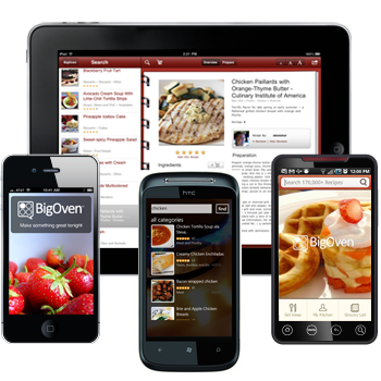 Best 5 android cooking apps and android recipe apps for 2015 forumfinder Images