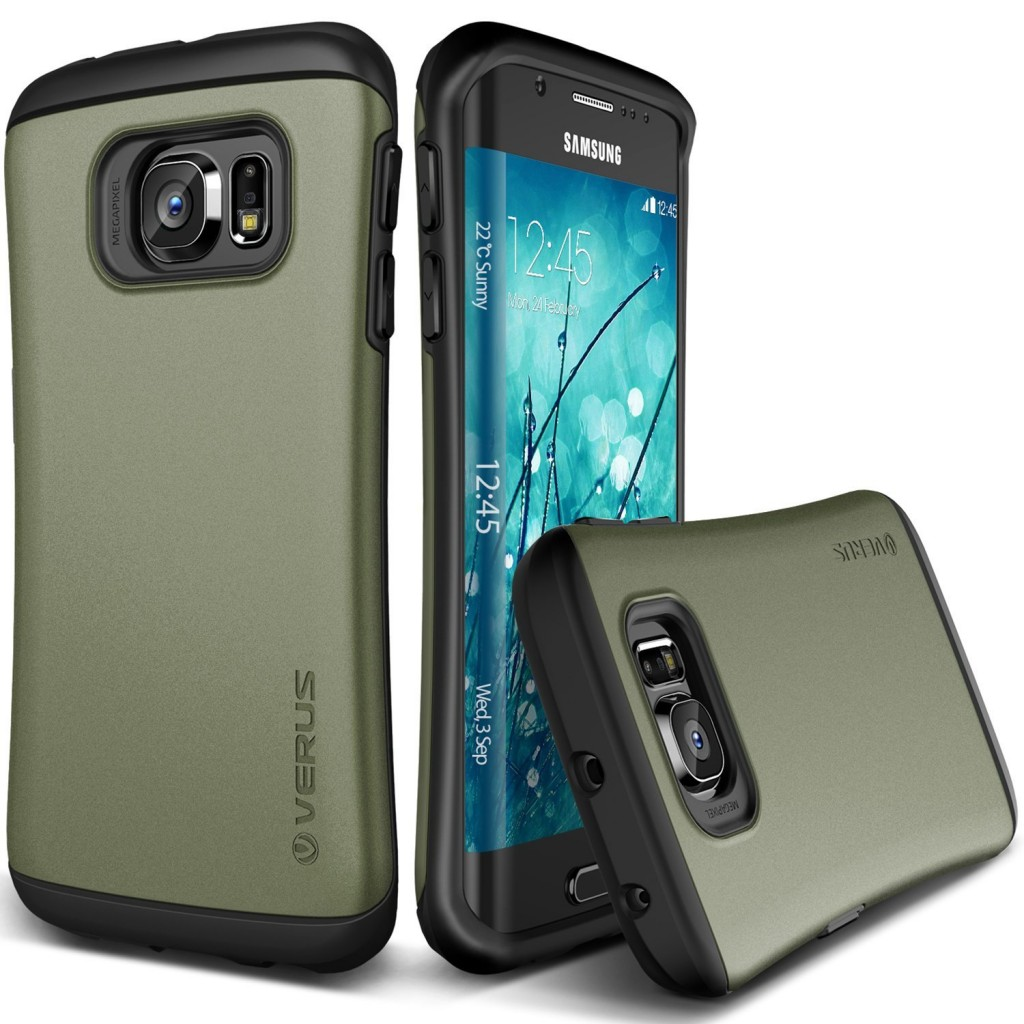 Top 3 Newest Samsung Galaxy S6 Edge Cases