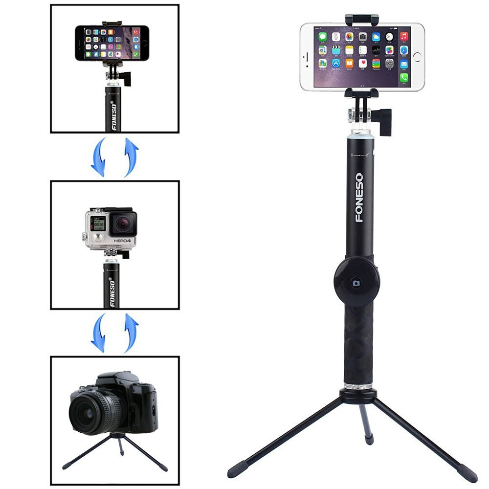 selfie-stick-extendable-monopod-with-bluetooth-remote