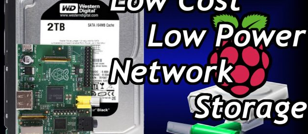 How to Build a Low Power NAS With Raspberry PI – 3 Different Alternatives