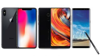 iPhone X vs Samsung Galaxy Note 8 – Features, Price, Design, Performance and Camera Compared!