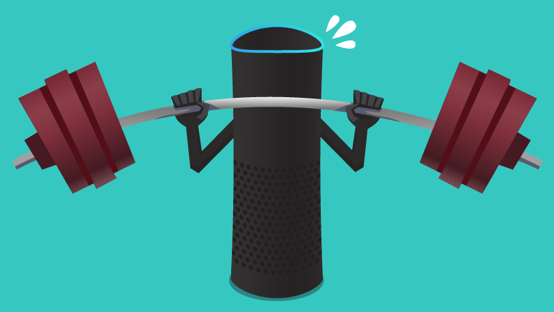 The 10 Best Alexa Skills For Fitness