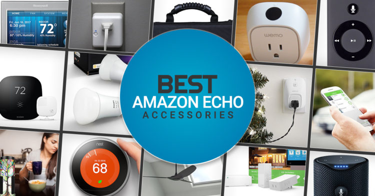 Top 5 Amazon Echo Accessories Under 50$