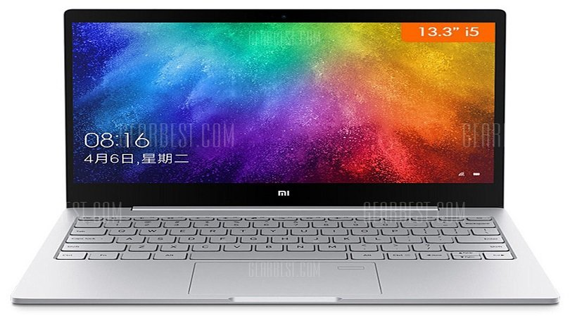 XIAOMI MI Notebook Air 13.3 (2017) Review
