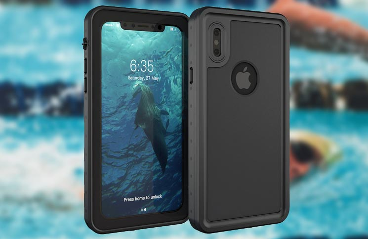 Best iPhone X Waterproof Cases