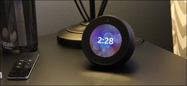 How to Disable Amazon Echo Spot Camera