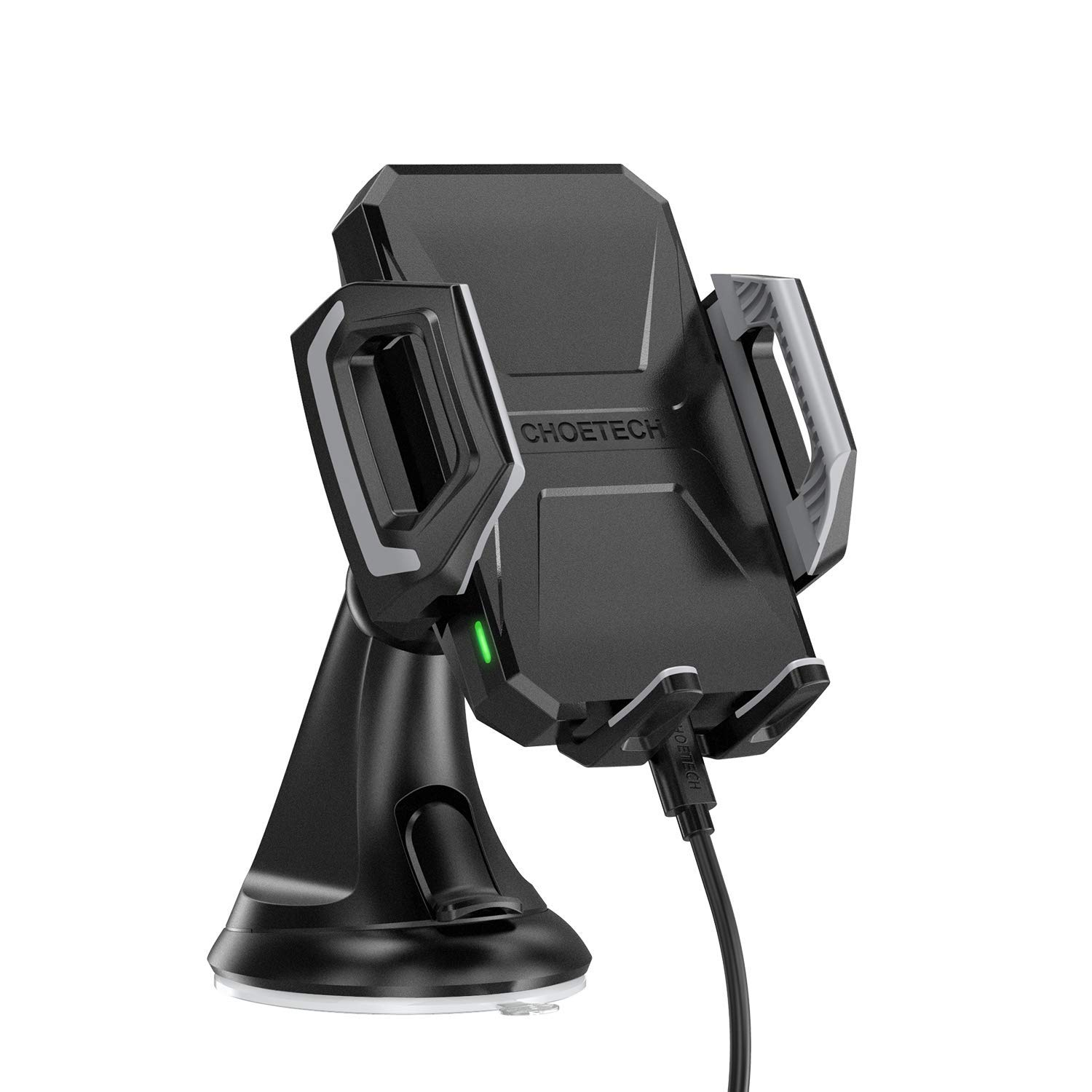 Choetech Wireless Car Charger.ed