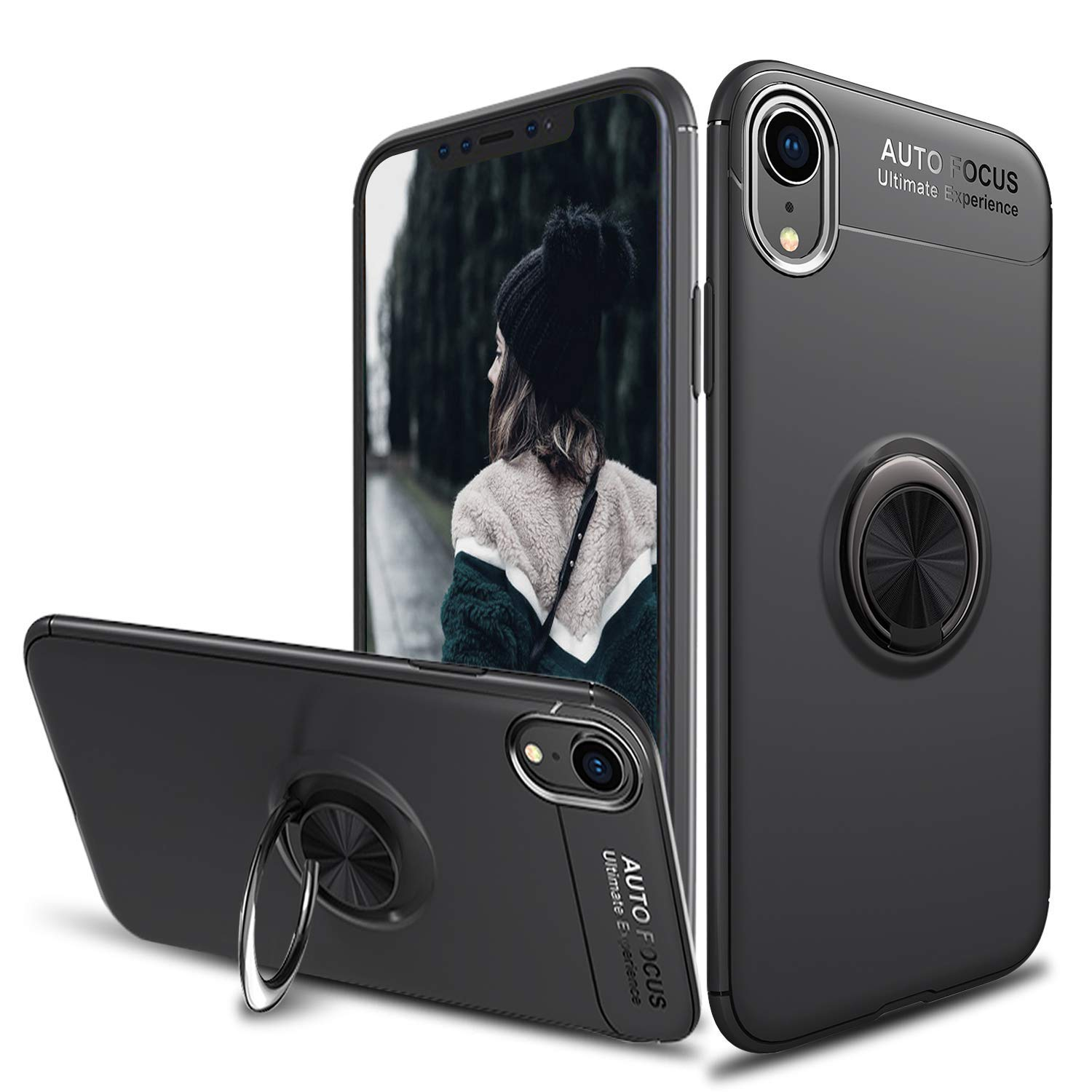 pretty nice 0a299 f5ce8 Best iPhone XR Cases with Ring - Tech Doze