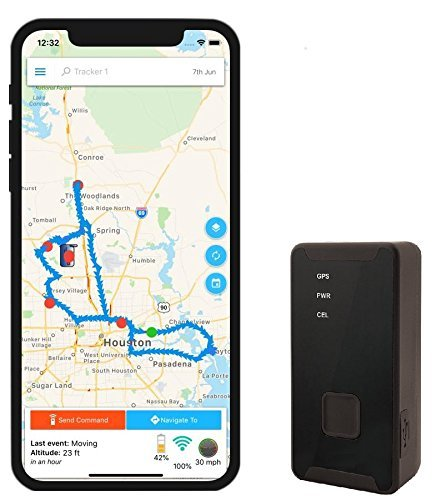 mini portable GPS tracker