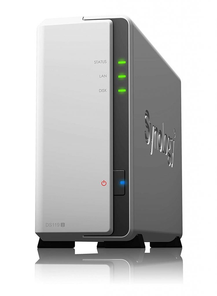 Synology DS119j NAS Review