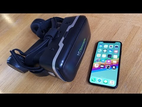 Best Vr Headset For Iphone X Xs Xs Max In 2019