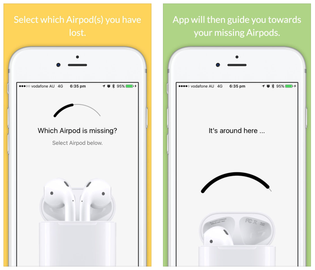 How To Find Airpods When Offline