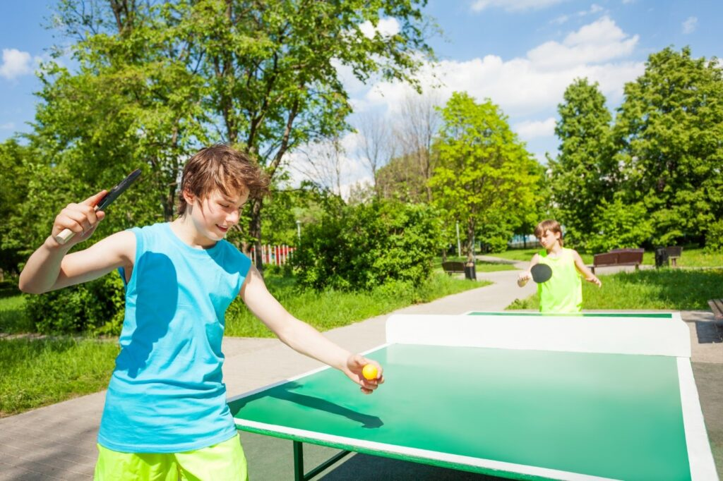 What to Look for in a Ping Pong Table